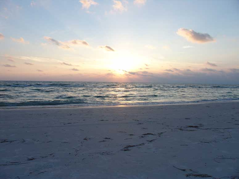 Clearwater Beach Florida our dreams